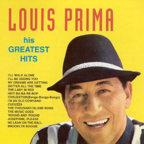 Louis Prima His Greatest Hits